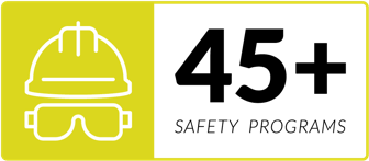 45+ safety programs